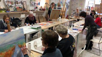 Permalink to: Opening / expositie Cursisten van Atelier De Cirkel